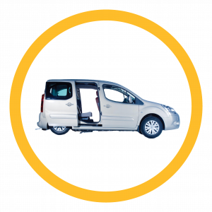 Wheelchair Accessible Vehicle Rental